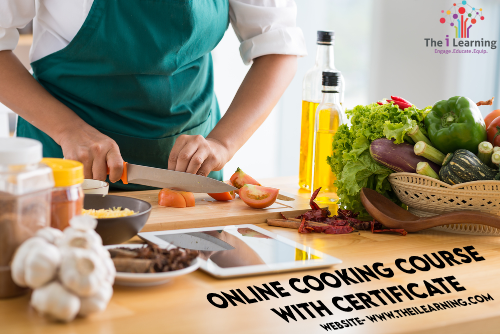 online cooking courses with certification
